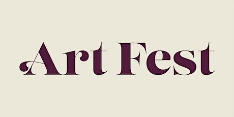 Art Fest at Torpedo Factory Art Center tickets