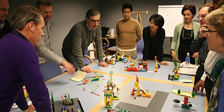 Federal Innovators Salon #23 (in person only!): LEGO Problem Curation tickets
