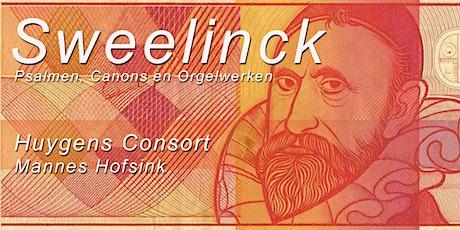 Sweelinck Psalmen Orgelwerken tickets