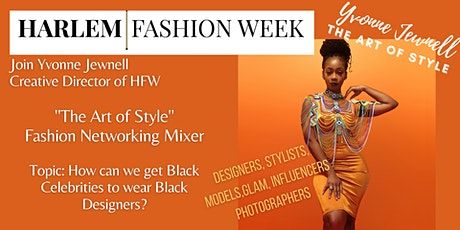 HFW: Art of Style Networking Brunch tickets