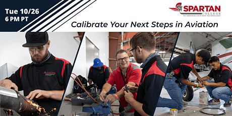 Inland Empire Area| Calibrate Your Next Steps in Aviation 10/26 tickets