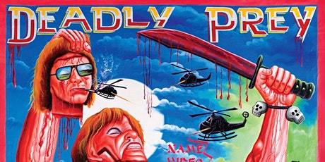 DEADLY PREY- NFT Exhibition of Ghanian Hand-Painted Film Posters tickets