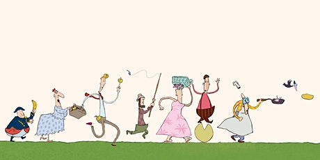 Animating stories: brilliant book shorts and animation workshop for kids 4+ tickets