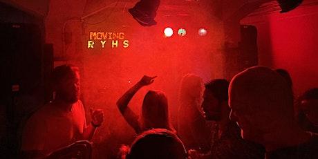 Moving Rhythms (clubnight) tickets