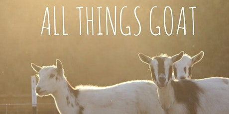 All Things Goat 2! tickets
