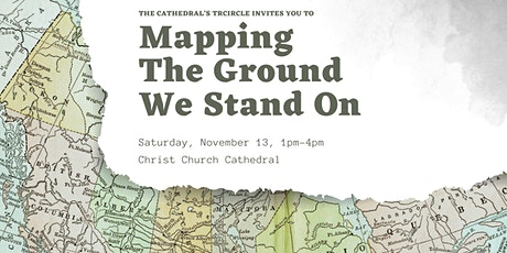 Mapping The Ground We Stand On tickets
