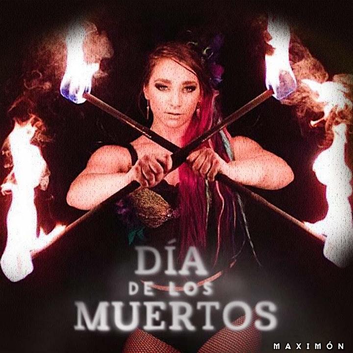 Dia de Los Muertos at Maximón image