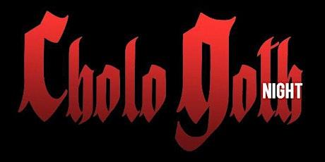 1st annual Halloween Ball w/ Cholo Goth Night  $25 boletos