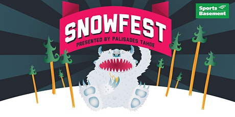 SnowFest 2021 at Sports Basement Santa Rosa tickets