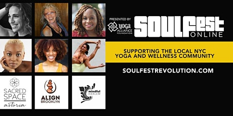 SOULFest NYC tickets