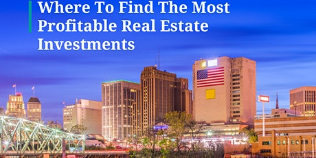Where To Find The Most Profitable Real Estate Investments tickets