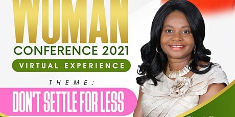 The Kingdom Woman Conference 2021 tickets