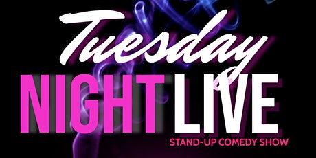 English Stand Up Comedy Show ( Tuesday 8pm ) at the Montreal Comedy Club tickets