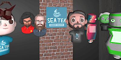 Trick or Treat Show with Sea Tea Three Dee & Friends