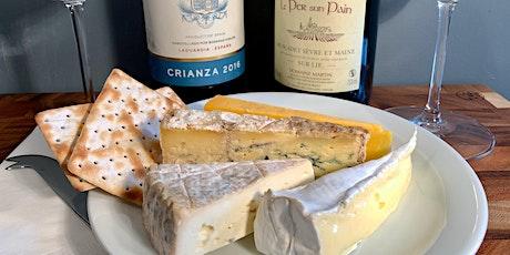 Artisan Cheese & Wine Tasting Evening tickets