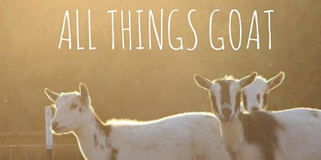 All things GOAT! (After School Session) tickets