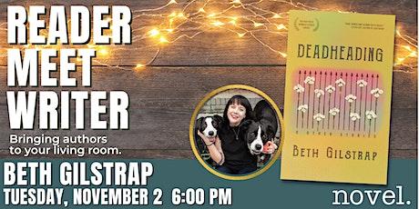 READER MEET WRITER: BETH GILSTRAP tickets