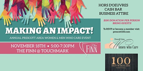 Making an Impact! - Men & Women Who Care Annual Event tickets