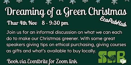 EcoPubHub: Dreaming of a Green Christmas tickets