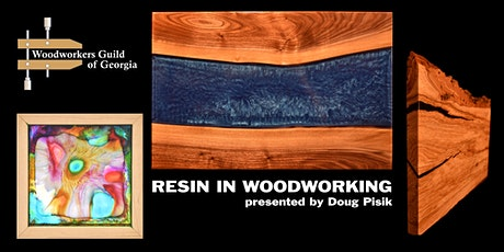 Epoxy Resin in Woodworking tickets