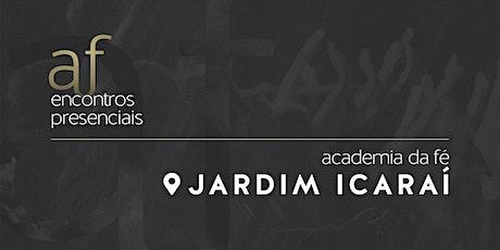 Jardim Icaraí | Domingo | 24/10 • 10h ingressos