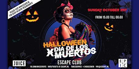 Juice - Halloween X Dia De Los Muertos tickets