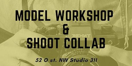 Model Workshop & Collab Shoot tickets