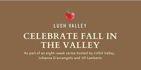 Celebrate Fall in the Valley tickets
