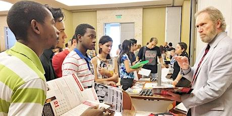 Feria de Becas - American Education Expo - San Jose entradas