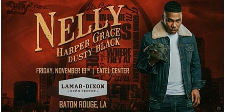 Nelly's Lil Bit of Music Series ft. Harper Grace and Dusty Black tickets