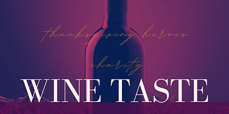 Charity Wine Tasting tickets