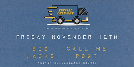 Special Delivery - Scorpio Edition - Friday November 12th tickets