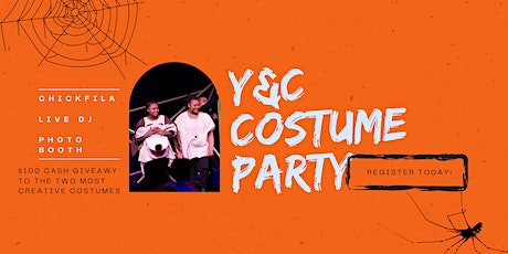 Y&C Costume Party 2021 tickets