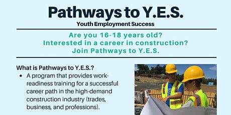 Pathways to Y.E.S. Information Session tickets