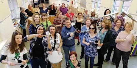 Carnival Drumming for Women - Open Workshop tickets