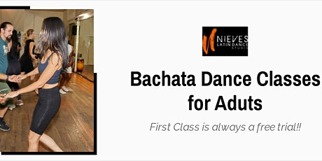 Long Island Bachata Class tickets