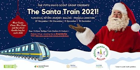 Fifth Mayo Scouts Santa Train 2021 tickets