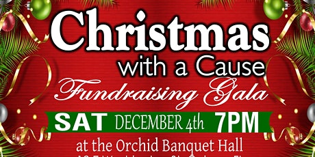 Christmas with Cause Fundraising Gala tickets