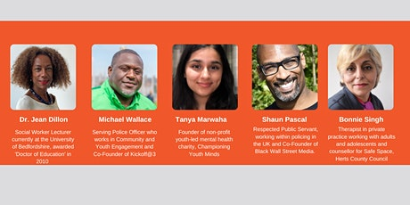 Suicide Awareness and Prevention among Black and Asian Communities tickets