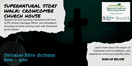 Supernatural Storywalk: Heritage & Halloween tickets