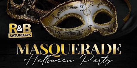 THE MASQUERADE  HALLOWEEN PARTY  with Dee Dee Jones & Spud Howard tickets