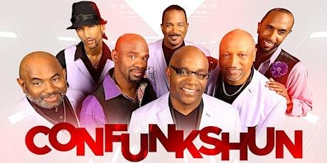 Con Funk Shun featuring Michael Cooper & Felton Pilate tickets