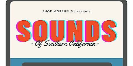 Sounds Of Southern California tickets