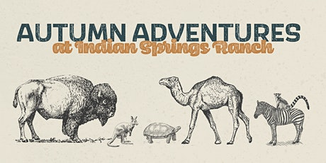 Autumn Adventures at Indian Springs Ranch tickets