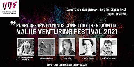 Value Venturing Festival 2021 tickets