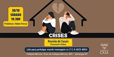 REUNIÃO DE CASAIS ingressos