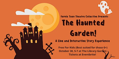 The Haunted Garden: A Live Story Experience! tickets