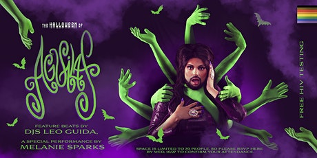 AGUILAS Halloween Party tickets