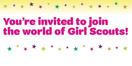 Info session for Girl Scout troop at Pacific Rim (TK-1 grades) tickets