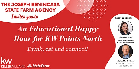 An Educational Happy Hour for KW Points North tickets